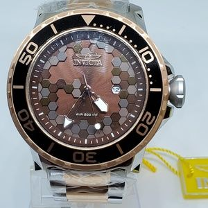 Invicta 52mm Pro Diver Quartz Watch